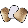 Triflector MKII Set of 3 Gold/White Panels