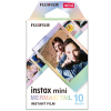 Fujifilm Instax Mini kiirfilm, pakis on 10 filmi        Paberi mõõdud: 54×86mm    Pildi mõõdud: 46×62 mm