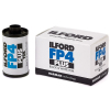 Ilford FP-4 Plus 135/36 mustvalge film.