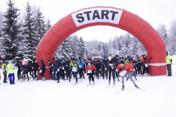 Nike Winter Xdream 7 Käärikul (Foto: Kaimo Puniste)