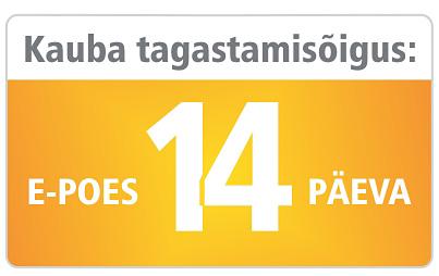 E-poest ostetud kaubale: 14 päeva tagastusõigust