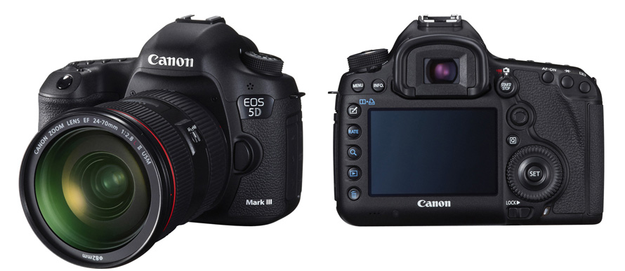 Canon 5 Mark III
