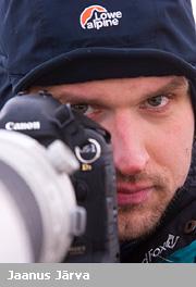 Fotograaf Jaanus Järva